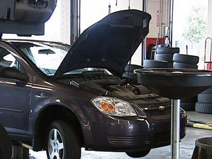 Tulsa Mechanics Repair Water-Damaged Vehicles