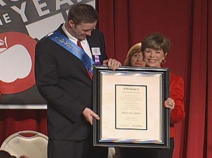 Tulsa Public School English Instructor Named Teacher of the Year