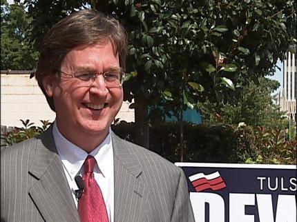 Campaign Ads Go Negative In Mayor Of Tulsa Race