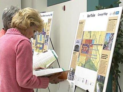 PLANiTULSA Unveils Its Vision For Tulsa's Future