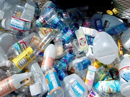 Oklahoma Lawmaker Plans Bottle-Deposit Program