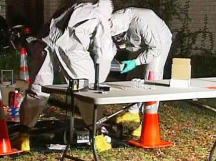 Tulsa Police Arrest Suspect Following Meth Lab Bust