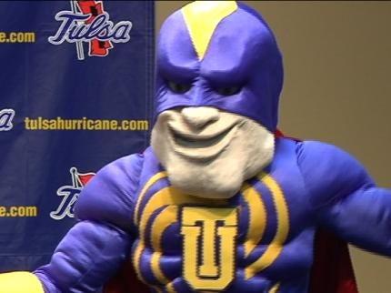 TU's Captain Cane Gets A Superhero Makeover
