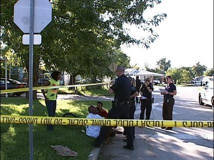 Tulsa Teen Shot After Getting Off School Bus Dies
