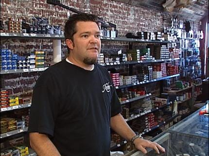 Oklahoma Gun Stores Struggle To Meet Ammo Demand