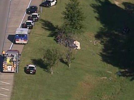 Broken Arrow Man Dies In Creek Turnpike Crash