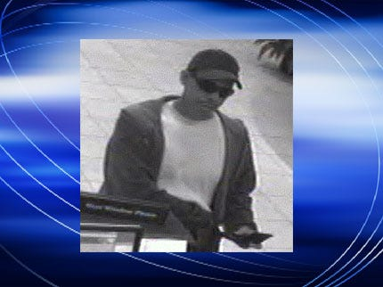 Lone Suspect Robs Tulsa MidFirst Bank Branch
