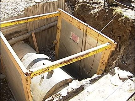 Water Pressure Issues Resolved In Midtown Tulsa