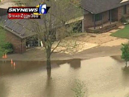 FEMA Says No To Mayes County Flood Aid