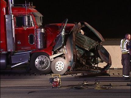 Tulsa Man Killed In Head-On Collision On Turner Turnpike
