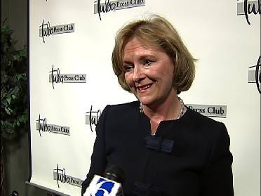 Mayor Kathy Taylor To Join Governor's Staff