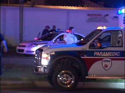 Tulsa Police Officer's Name Released In Fatal Shooting
