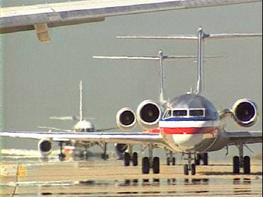 FAA Investigating American Airlines Repairs To Its Fleet Of MD-80s