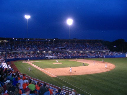 Labor Day Celebrations Planned At Drillers Stadium
