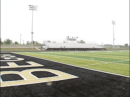 New Football Stadium Ready For Play In Beggs