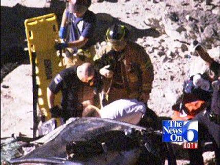 EMSA Releases 911 Tapes In Tulsa Rock Quarry Crash