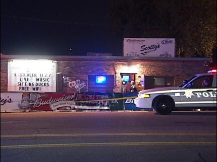 Man In Critical Condition After Tulsa Bar Shooting