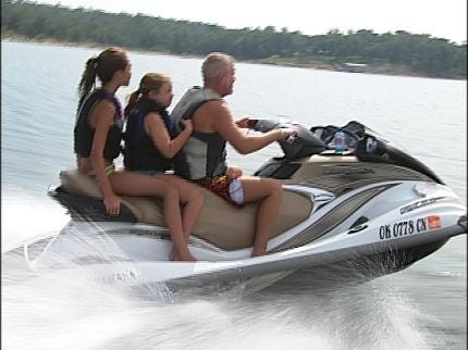 How Safe Have Oklahomans Been At The Lake This Summer?