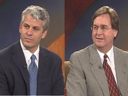 Adelson, Bartlett Advance In the Race For Tulsa Mayor