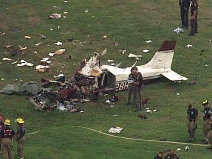 NTSB Releases Preliminary Report On Tulsa Plane Crash