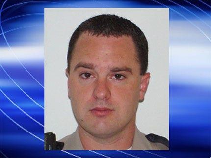 Suspect's Shotgun Blast Wounds Creek Co. Sheriff's Deputy