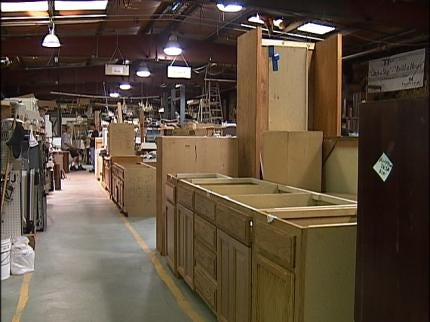 Tulsa Celebrities Compete In Home Show Competition