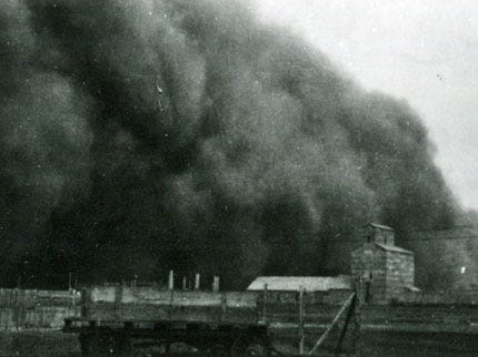 Wednesday Is 75th Anniversary Of 'Black Sunday' In Oklahoma