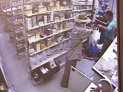Caught On Tape: Tulsa Robber Steals Drugs From Med-X Pharmacy