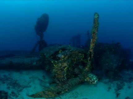Last B-24 Bomber Built In Tulsa Found At The Bottom Of The Adriatic Sea