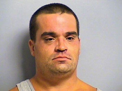 Sleeping Tulsa Burglary Suspect Arrested