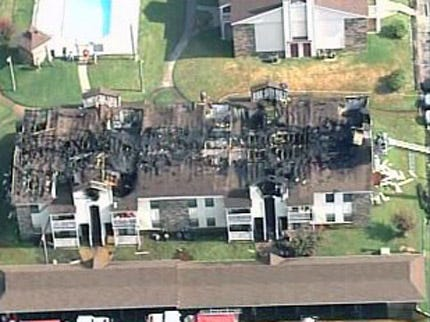 Cause Of Muskogee Apartment Building Fire Under Investigation
