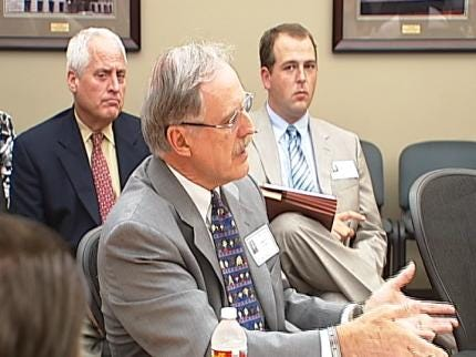 Tulsa Mayor And The City Council Consider Mediation