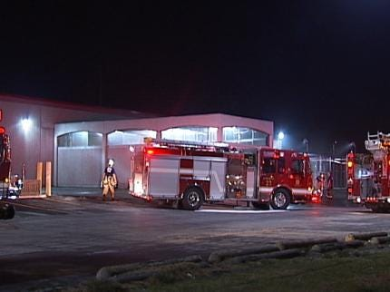 Tulsa Store Burglar Starts Fire As He Leaves The Store