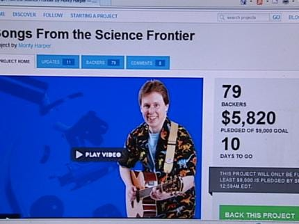 Stillwater Musician Turns Science Into Song