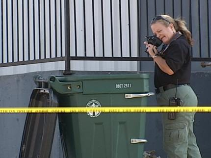 Suspect Arrested In Death Of Woman Found In North Tulsa Trash Cart
