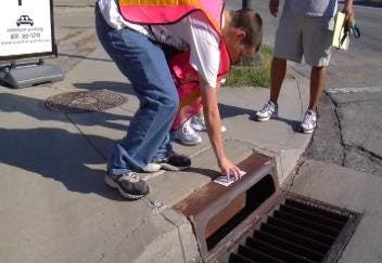 Volunteers Try to Keep it Out of the Gutter This Week In Tulsa