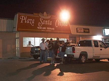 Two Customers Open Fire On Bouncers At East Tulsa Club