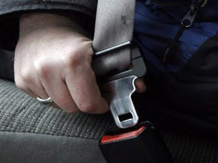 Seat Belt Usage Across Oklahoma Is Up, Except In Tulsa County
