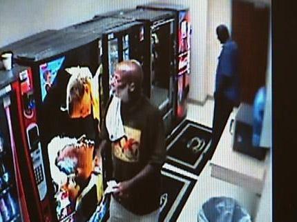 Tulsa Police Detectives Search For Vending Machine Burglars