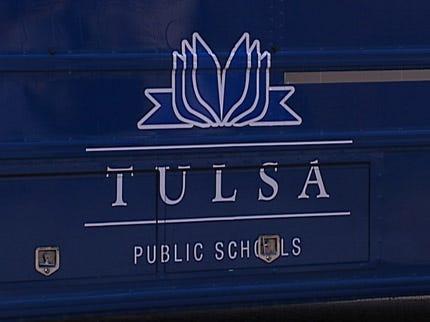 Tulsa Public Schools Unveils New Logo