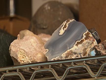 Retired Broken Arrow Firefighter Finds New Hobby In Marble Making
