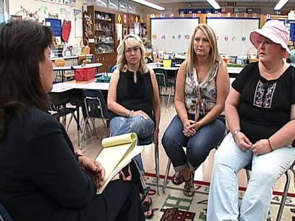 Three Teachers At One Tulsa School Team Up To Fight Breast Cancer