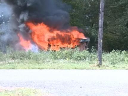 Rash Of Arsons In Northeast Oklahoma Under Investigation