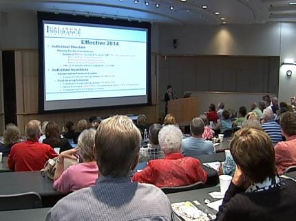 Tulsa Forum Answers Questions About Medicare Changes