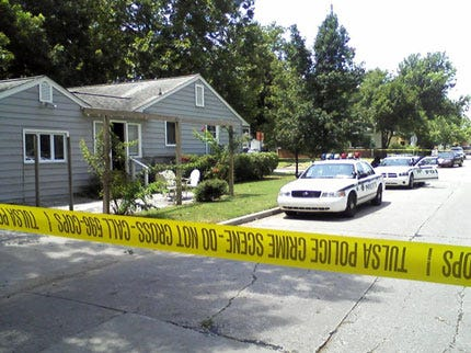 Tulsa Homeowner Shot During Burglary: I Thought I Was Going To Die