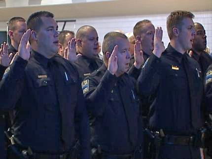 25 Laid Off Tulsa Police Officers Back On The Force