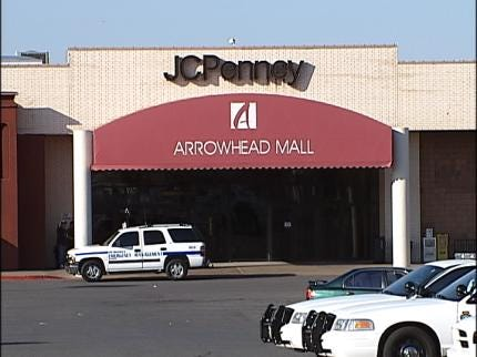 Suspect In Muskogee Mall Shooting Appears In Court