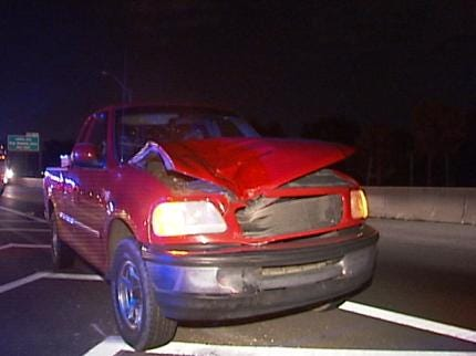 70-Year-Old Man Killed Trying To Cross I-44 At Peoria
