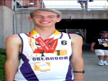 Jenks Special Olympian Lands Spot On Team USA