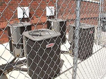 Stolen A/C Units Cost Tulsa Public Schools Hundreds Of Thousands Of Dollars
